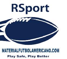 RSport Material Football Americano