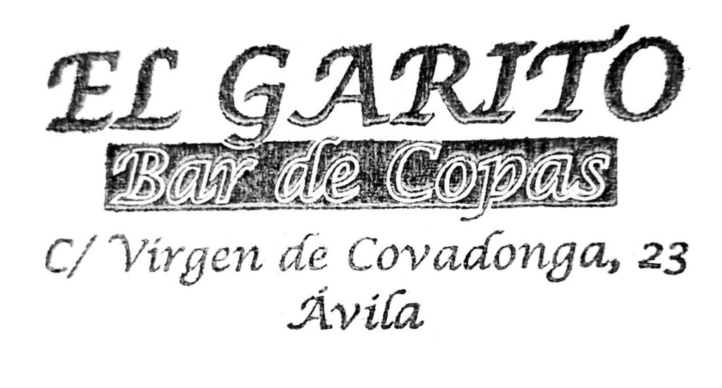 Bar de Copas El Garito